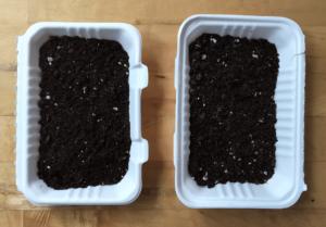 Microgreen soil starter